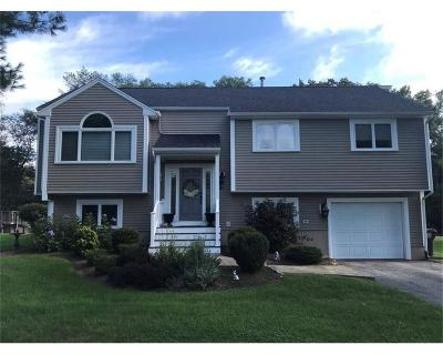 Cranston Single Family Home Act Und Contract: 41 Valley View Dr