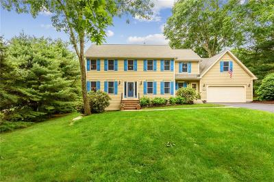North Kingstown Single Family Home Act Und Contract: 559 Congdon Hill Rd