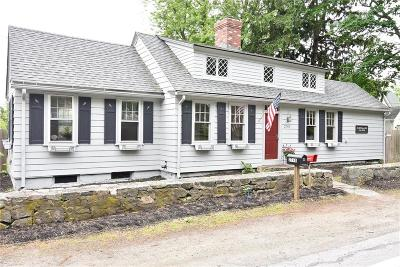 Cumberland RI Single Family Home For Sale: $282,000