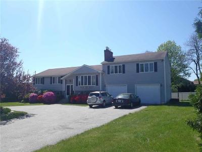 Cranston Multi Family Home For Sale: 602 Scituate Av