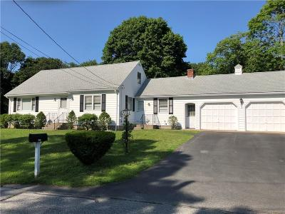 Seekonk Single Family Home For Sale: 148 Pleasant St