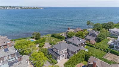 Newport Single Family Home For Sale: 9 Cliff Ter