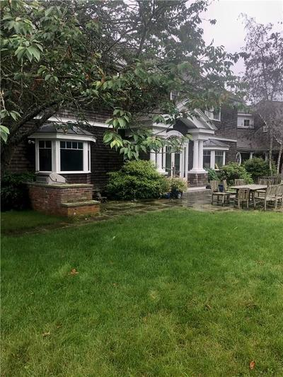 Westerly Single Family Home For Sale: 2 Sequan Road