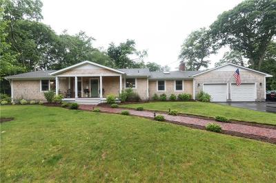 South Kingstown Single Family Home Act Und Contract: 33 Parkwood Dr