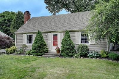 Cumberland Single Family Home For Sale: 50 Fairhaven Rd