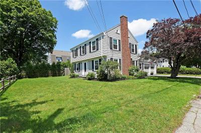 East Providence Single Family Home Act Und Contract: 7 Elmsgate Wy