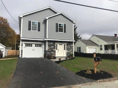 Woonsocket Single Family Home For Sale: 58 Olympia Av