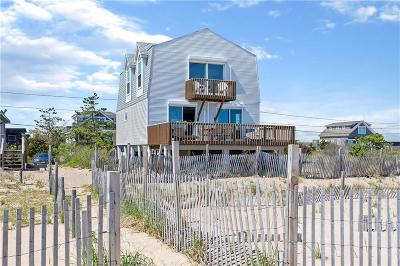 Charlestown Single Family Home For Sale: 491 East Beach Rd