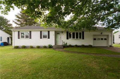 Middletown Single Family Home Act Und Contract: 13 Wilson Rd