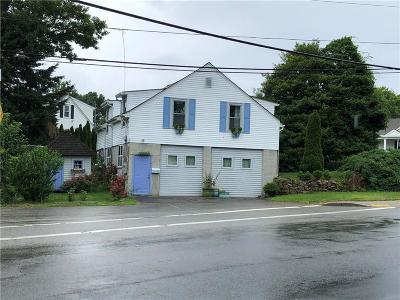 Tiverton Single Family Home For Sale: 841 Main Rd