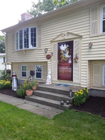 Warwick Single Family Home For Sale: 191 Claypool Dr