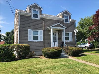 Bristol County Single Family Home For Sale: 343 State St