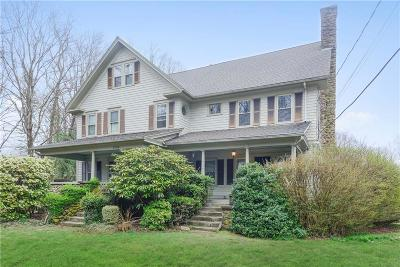 South Kingstown Condo/Townhouse Act Und Contract: 1729 South Rd, Unit#a #A