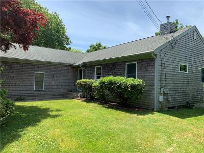 Washington County Single Family Home For Sale: 8 Misty River Ter