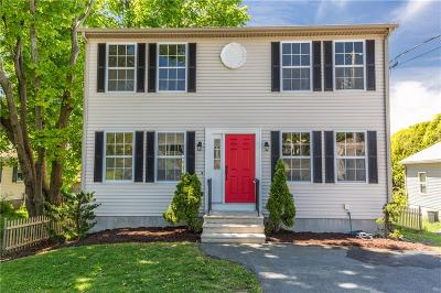 Cumberland RI Single Family Home For Sale: $335,000