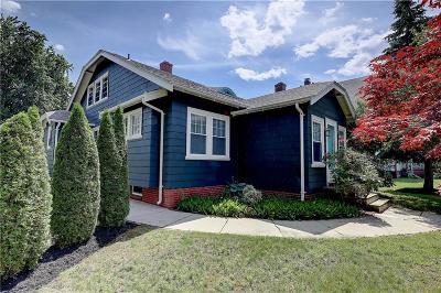 Cranston Single Family Home For Sale: 180 Shaw Av