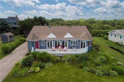 Narragansett Single Family Home For Sale: 50 Major Arnold Rd