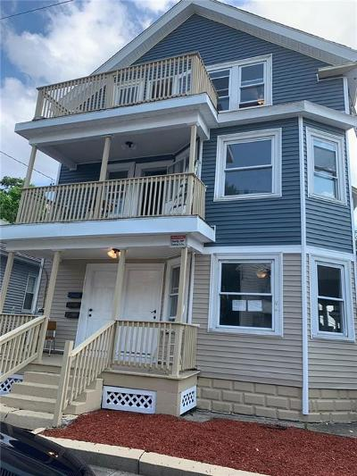 Providence RI Multi Family Home For Sale: $329,900
