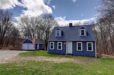 North Kingstown Single Family Home Act Und Contract: 2145 Tower Hill Rd