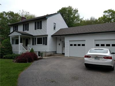 Charlestown Single Family Home Act Und Contract: 314 Burdickville Rd