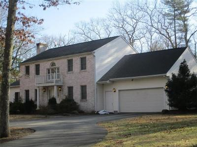 Scituate Single Family Home For Sale: 37 Sprucebrook Rd