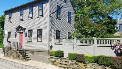 Newport Single Family Home For Sale: 2 Corne Street