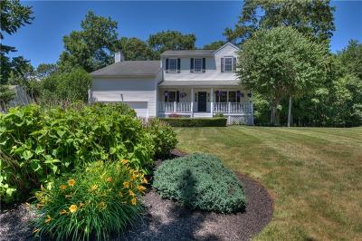 North Kingstown Single Family Home Act Und Contract: 437 Westmoreland Lane