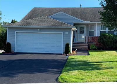 North Providence Condo/Townhouse For Sale: 2 Quail Ridge Rd