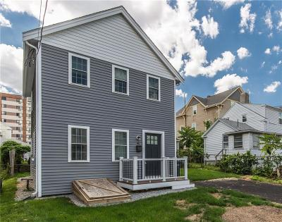 East Side Of Providence RI Single Family Home For Sale: $319,000