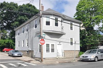 Pawtucket Multi Family Home For Sale: 1043 Main Street