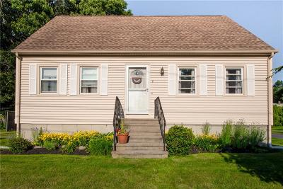 Bristol County Single Family Home Act Und Contract: 8 Mayo Dr