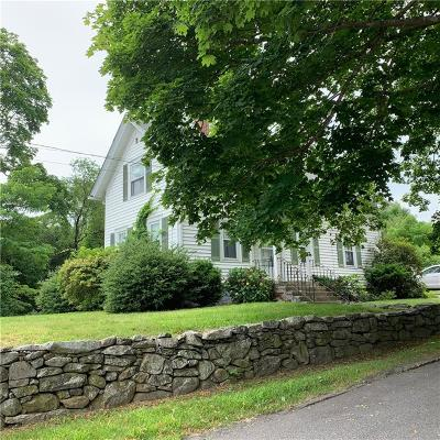 North Kingstown Single Family Home For Sale: 35 Tower Hill Rd