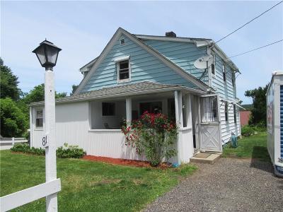 Johnston Single Family Home For Sale: 81 Harris Av