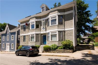 Newport, Middletown, Portsmouth Condo/Townhouse For Sale: 24 Perry St, Unit##b #B
