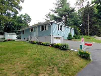 Glocester RI Single Family Home For Sale: $249,900