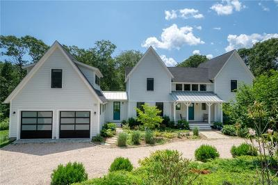 South Kingstown Single Family Home For Sale: 144 Stone Soup Farm Way