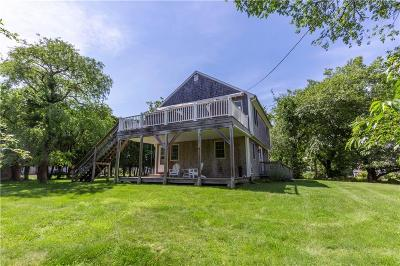 South Kingstown Single Family Home For Sale: 73 Hilltop Av