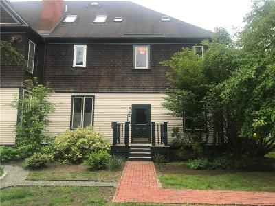 Condo/Townhouse Act Und Contract: 158 Narragansett Av, Unit#u #U