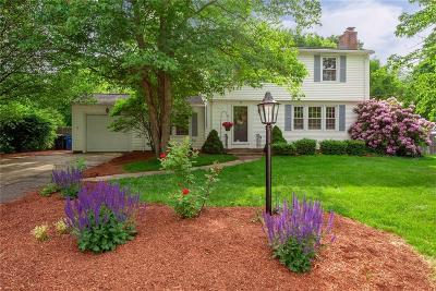Cumberland Single Family Home Act Und Contract: 42 Sleepy Hollow Dr