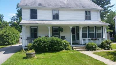 Hopkinton Single Family Home For Sale: 12 Knight St