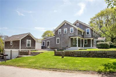 Newport County Single Family Home For Sale: 238 Stone Church Rd