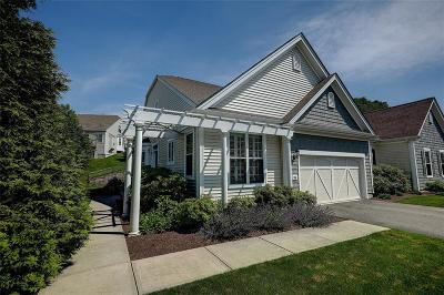 South Kingstown Condo/Townhouse For Sale: 96 Camden Ct