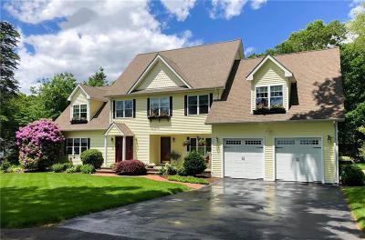Warwick Single Family Home For Sale: 289 Narragansett Bay Av