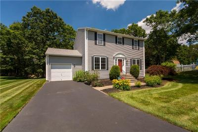 Coventry Single Family Home For Sale: 33 Remington Farm Dr
