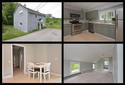 North Kingstown Single Family Home For Sale: 155 Hatchery Rd