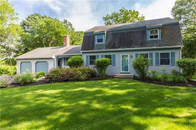 Narragansett Single Family Home For Sale: 90 Woodward Av