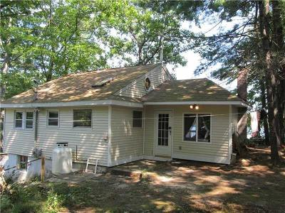 Burrillville Single Family Home For Sale: 344 Camp Dixie Rd