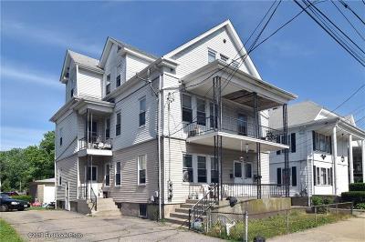 Pawtucket Multi Family Home For Sale: 1268 Newport Avenue