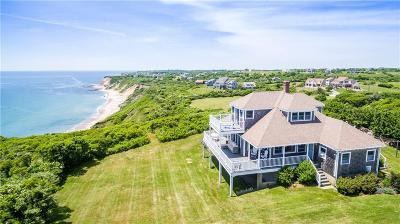 Block Island Single Family Home For Sale: 800 Mohegan Trail