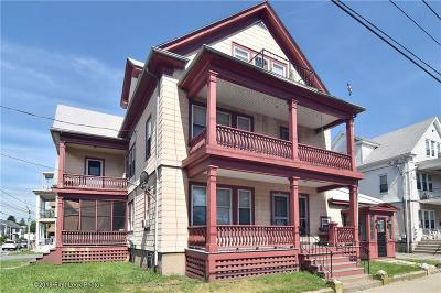 Pawtucket Multi Family Home For Sale: 1260 Newport Avenue